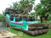 2011 Giant inflatable wet slide
