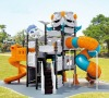 2011 New Style And Hot-Selling  Kids Fun Equipment