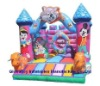 2011 Outdoor inflatable bouncer/ inflatable jumping bouncer