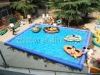 2011 Top design inflatable pool