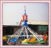 2011 amazing park equipment revolving plane