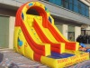 2011 customized large inflatable slide