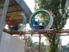 2011 hot and popular  Christmas park Hanging in the river UFO style cycle