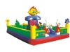 2011 large integrated amusements/inflatable park/inflatable funcity/giant inflatable