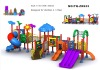 2011  newest safety interesting CE kids' outdoor play equipment