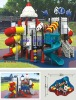 2011 outdoor playground  slide  for  kids