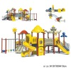 2011 outdoor playground slides