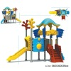 2011 outdoor slide set