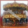 68 Kids And Adults Double Deck Carousel Horse Ride