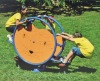 Amusement Park Outdoor Seesaw with CE for kids