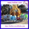 Attractions!! Newest Design Flying Elephant Animal Rides for Amusement Kiddie Rides