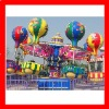 Attractive amusement park rides Samba Balloon