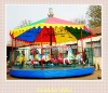 Attractive kids like simple and cheap carousel