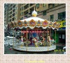 Best selling type carousel rides for sale to amusement park and fun fair