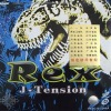 Bomb Rex J.Tension (Professional) Pips-In Table Tennis Ping Pong Rubber with Sponge