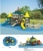 CE, TUV *galvanized steel, LLDPE* Outdoor playground