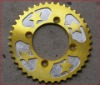 CNC rear sprocket