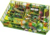 Children Indoor Play sets /plastic indoor playground