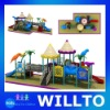Children Outdoor Play House WT10-042