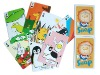 Children educational playing cards