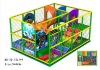 Colorful Indoor Playground TQ-TSL144 indoor playground games