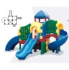Crazy Fun plastic combined slide For Children