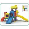 Crazy Fun play slides For Children