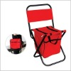 Easy-taken portable fishing chair