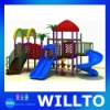 Finest Quality and CE Certificated Outdoor Playground Set WT10-072