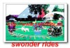 Full Fun!!! Kiddie Amusement Park Electric Ride on Train  to have fun