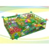 Good Quality indoor children playground of LE-BY018