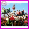 Hot!!! Flying Elephant carnival play equipment kiddie amusement rides