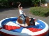 Inflatable Rodeo bull rider