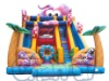 Inflatable amusement slide(inflatable slide,inflatable playground slide)