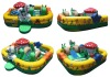 Inflatable obstacle course babyland