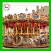 Interesting for adults and kids!! Electric colorful carousel