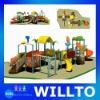 Kids Outdoor Playground With CE Certificate WT10-054