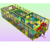 Kids indoor playground set