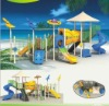LLDPE material playground equipment