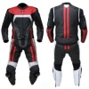 Leather Motorbike Racing Suit, Leather Biker Racing Suit, Leather Motorcycle Racing Suit, Men Leather Racing Suit