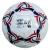 Machine stitched pvc football with good service