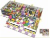 Naughty Castle /Indoor playground from MT-IP0919C from Guangzhou Cowboy Toys