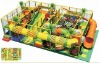 Naughty Castle /Indoor playground from MT-IP0919G from Guangzhou Cowboy Toys