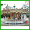 New !! Amusement park rides carousel playground for sale