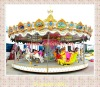 New design Kiddie rides merry go round for fairground