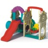 New design plastic slide
