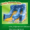 New lovely elephant slide inflatables
