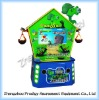 New ticket redemption game machine - Plants VS Zombies