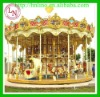Outdoor rides Classic amusement carousel for sale