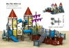 Pirate ship Series outdoor play set